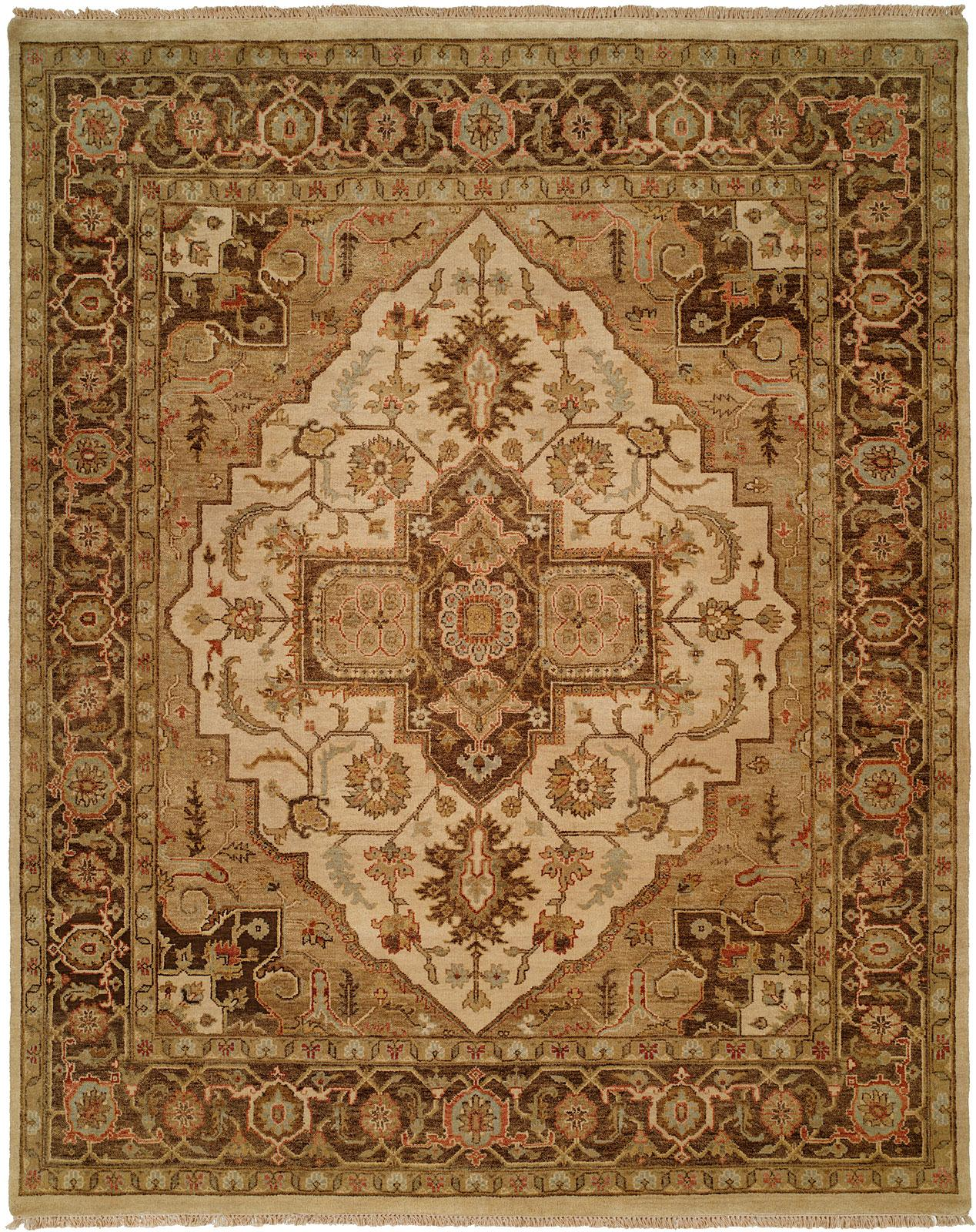 This Oushak Collection Is In A Special Cl Of Their Own Richly Colored 100 Wool Pile Hand Knotted Turkish Style That Emulates Many The