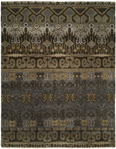 Artisan Collection is a lively assemblage of traditional patterns and motifs with a narrow border that gives the rugs a transitional, yet timeless appeal. Each rug is hand knotted using a premium hand spun wool. Available in rectangular sizes between 2' x 3' and 12' x 15', and as runners as well as in custom sizes. Please call us for better service.