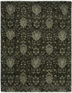 Barcelo 794. The Kalaty Rugs Barcelo collection is unique in that it includes a variety of classic designs and patterns ranging from Moroccan to Damask to Asian influences. The result of a new Turkish-style weave and 100% premium hand-spun wool, each of these elegant hand-knotted rugs is unusually soft and very fashion forward. Available in rectangular sizes between 2' x 3' and 12' x 15', and as runners and we can also do custom sizes so please call us for better service.