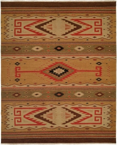 Soumak 221. Soumak Collection is hand woven 100% wool double sided flat-weave designs with a herringbone texture on both sides. Beautiful colors available in rectangular sizes between 2' x 3' to 12' x 18', and also as runners, rounds or squares. Please call us for better service.