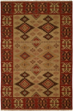 SU-229. Soumak Collection is hand woven 100% wool double sided flat-weave designs with a herringbone texture on both sides. Beautiful colors available in rectangular sizes between 2' x 3' to 12' x 18', and also as runners, rounds or squares. Please call us for better service.