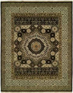 SU-273. Soumak Collection is hand woven 100% wool double sided flat-weave designs with a herringbone texture on both sides. Beautiful colors available in rectangular sizes between 2' x 3' to 12' x 18', and also as runners, rounds or squares. Please call us for better service.