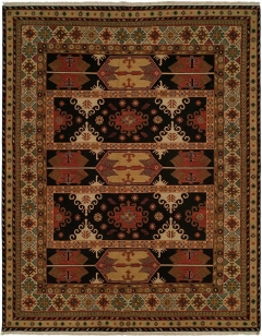 SU-226. Soumak Collection is hand woven 100% wool double sided flat-weave designs with a herringbone texture on both sides. Beautiful colors available in rectangular sizes between 2' x 3' to 12' x 18', and also as runners, rounds or squares. Please call us for better service.