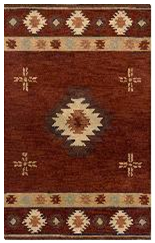 SW 2009. The Southwest Collection is hand tufted with 100% Wool pile. Inspired be the distinctive styling of Native American art and textiles. 13 standard sizes ranging from 2' x 3' – 10' x 13', round – runners and also custom sizes are available. Please call us for better service.