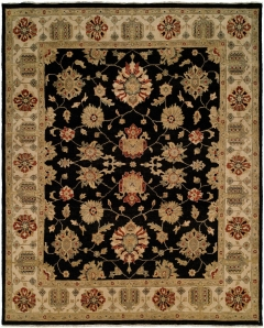 OU-446 - This Oushak Collection is in a special class of their own - richly colored - 100 wool pile hand knotted in a Turkish style that emulates many of the authentic antique designs and characteristics. Available in many sizes between 2' x 3' to 12' x 18', and as runners, rounds and squares + custom sizes. Please call us for better service.