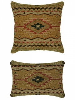 Soumak Pillows matching our Soumak rugs.