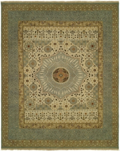 SU-274. Soumak Collection is hand woven 100% wool double sided flat-weave designs with a herringbone texture on both sides. Beautiful colors available in rectangular sizes between 2' x 3' to 12' x 18', and also as runners, rounds or squares. Please call us for better service.